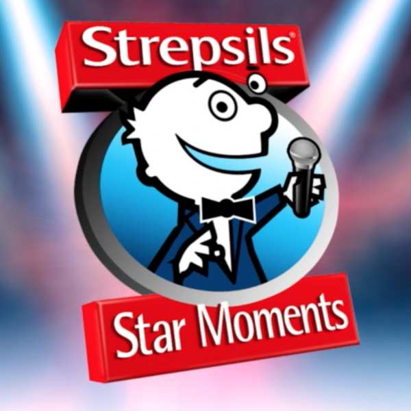 Strepsils – Star Moment